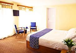 Hotel Horzay - Leh - 寝室