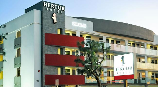 Hercor Hotel - Urban Boutique - Chula Vista - 建物