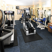 Sea Crest Oceanfront Resort Fitness Facility