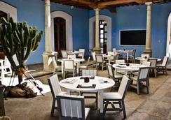 Hotel Azul de Oaxaca - オアハカ - レストラン