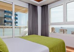 Hotel Benidorm Plaza - ベニドーム - 寝室