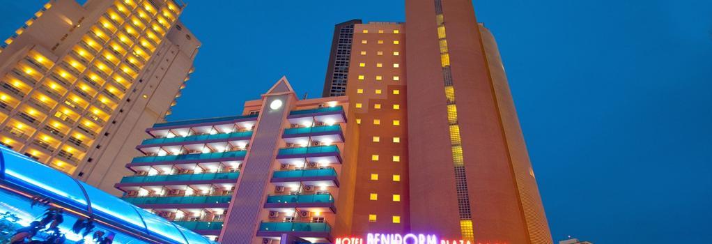 Hotel Benidorm Plaza - ベニドーム - 建物