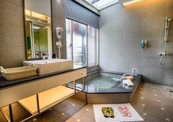 No. 9ホテル - Jiaoxi - 浴室