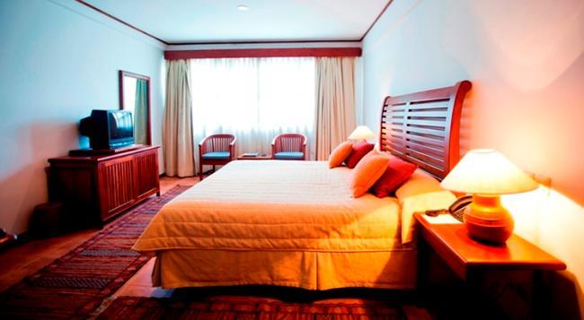 ホテル ティモール - Dili - 寝室