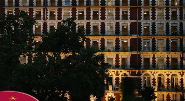 グラン オテル ガリア & ロンドル - ルルド - 建物