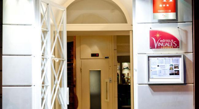 ホテル コンティネンタル - ルルド - 建物