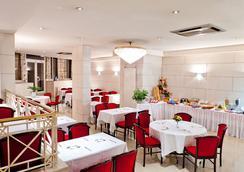 ホテル コンティネンタル - ルルド - レストラン