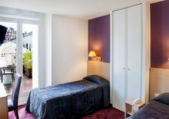 ホテル コンティネンタル - ルルド - 寝室
