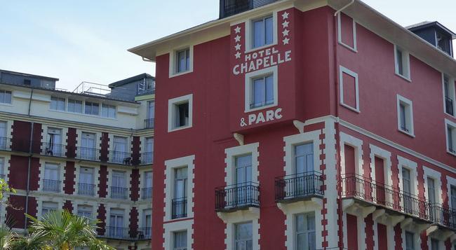 ホテル シャペル エ パルク - ルルド - 建物