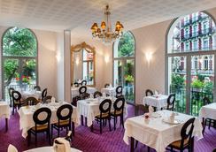 ホテル シャペル エ パルク - ルルド - レストラン