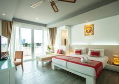 アオナン クリフ ビーチ リゾート - クラビ - 寝室
