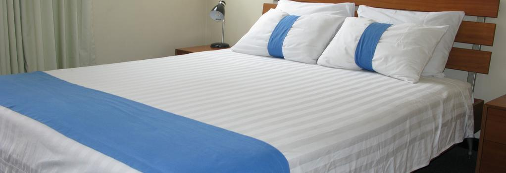 Apartotel La Perla - サンホセ - 寝室