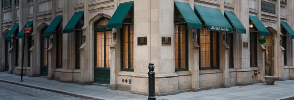 ザ ウォール ストリート イン - ニューヨーク - 建物