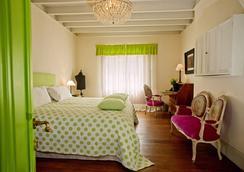 Quinta Miraflores Boutique Hotel - リマ - 寝室