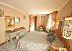 Mirada Del Lago Hotel - カイセリ - 寝室