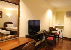 バケーションホテル セブ - セブシティ - 寝室