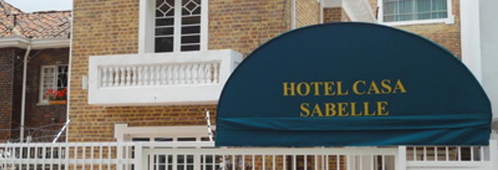 Hotel Casa Sabelle - ボゴタ - 建物
