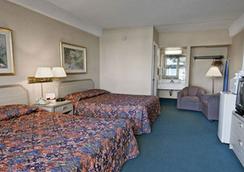 トラベロッジ サンフランシスコ エアポート ノース - サウス・サンフランシスコ - 寝室