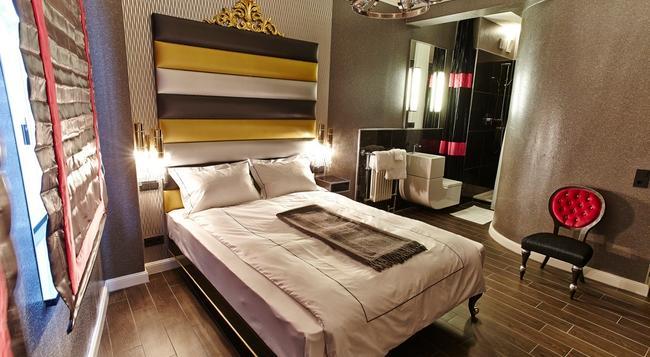 Humboldt1 Palais-Hotel & Bar - ケルン - 寝室