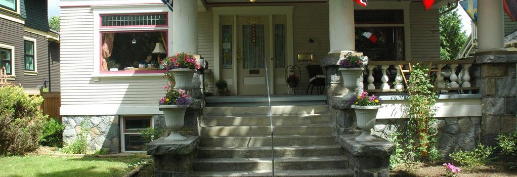 ウィンザー ゲストハウス - バンクーバー - 建物