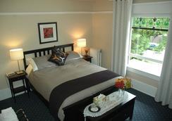 ウィンザー ゲストハウス - バンクーバー - 寝室