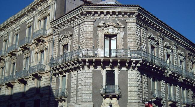 サン デメトリオ - カターニア - 建物