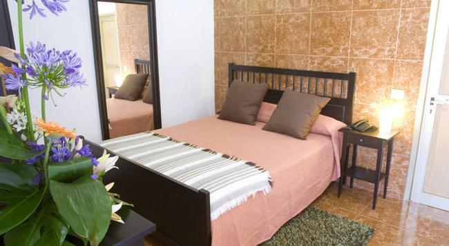オテル アドニス キャピタル - サンタクルス・デ・テネリフェ - 寝室