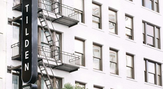 ティルデン ホテル - サンフランシスコ - 建物