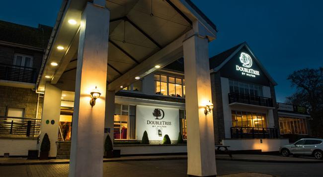 DoubleTree by Hilton Aberdeen Treetops Hotel - アバディーン - 建物