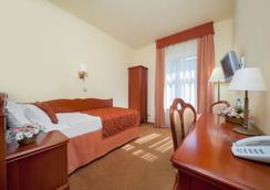 ホテル エウロペイスキー ヴロツワフセントラム - ヴロツワフ - 寝室