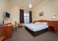 ホテル ポロニア セントラム - ヴロツワフ - 寝室