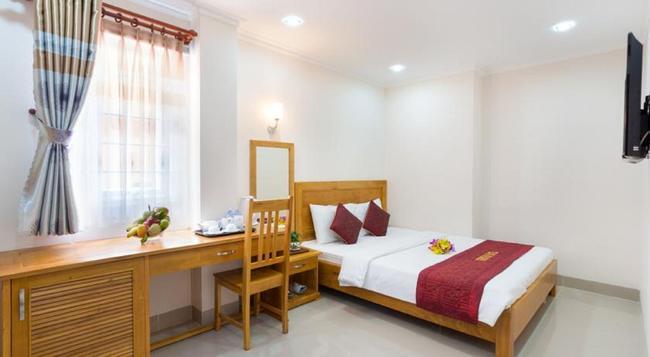 ティエン ハイ ホテル - ホーチミン - 寝室