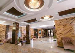 Hotel Pontos - アナパ - ロビー