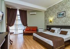 Hotel Pontos - アナパ - 寝室