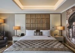 デデマン ボスタンジュ イスタンブール ホテル & コンベンションセンター - イスタンブール - 寝室