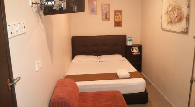 ササナ ホテル プタリン ストリート KL - クアラルンプール - 寝室