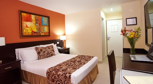Hotel Arizona Suites - Cucuta - 寝室
