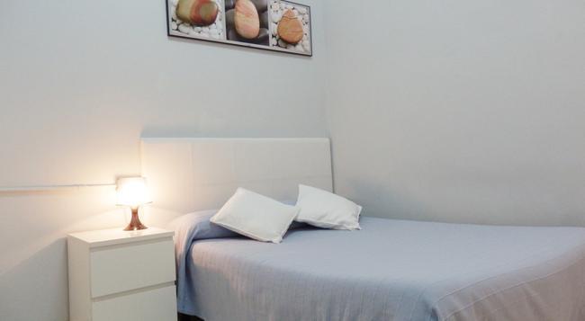 ペンシオン ソラリウム - バルセロナ - 寝室