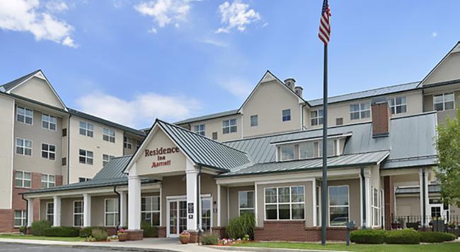 Residence Inn by Marriott Denver Airport - オーロラ - 建物