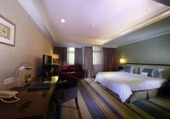 シティー レイク ホテル 台北 - 台北市 - 寝室