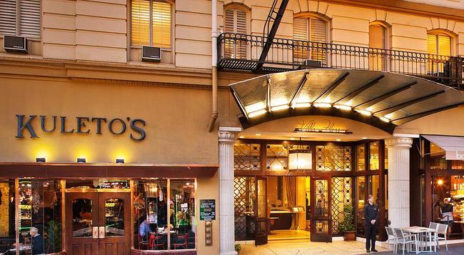 ヴィラ フローレンス ホテル - サンフランシスコ - 建物
