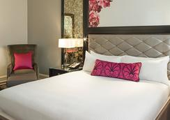 ヴィラ フローレンス ホテル - サンフランシスコ - 寝室