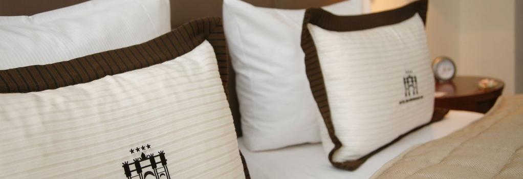 ホテル ブランデンブルク門 ポツダム - ポツダム - 寝室