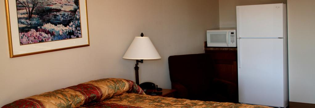 アメリカス ベスト バリュー イン アンド スイーツ ドーザン - ドーサン - 寝室