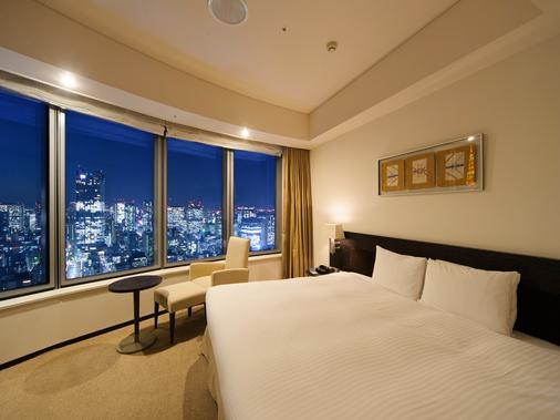 パークホテル東京 - 東京 - 寝室
