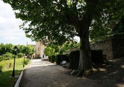 Hotellerie Notre Dame de Lumieres - ゴルド - 屋外の景色