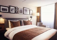 カールトン スクエア ホテル - ハーレム - 寝室