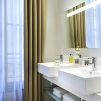 シタディーヌ オペラ パリ Bathroom