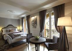 ラ クレフ ルーブル - パリ - 寝室
