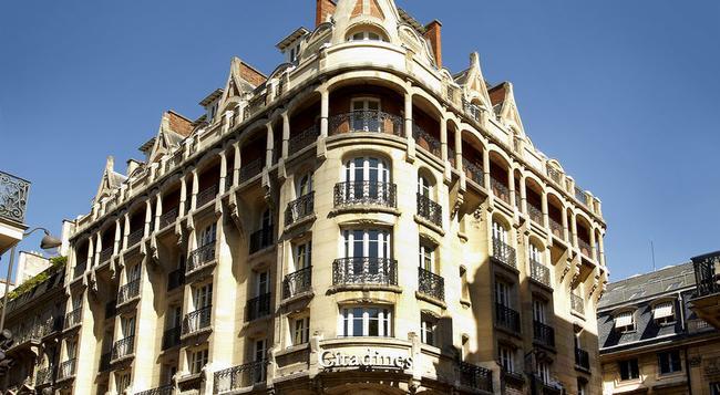 ラ クレフ ルーブル - パリ - 建物